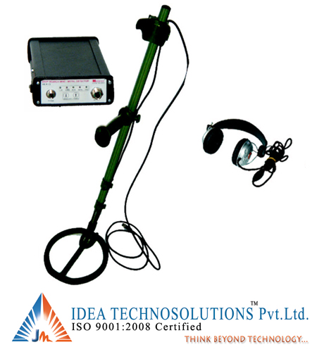 Deep Search Mine Metal Detector RE p-72